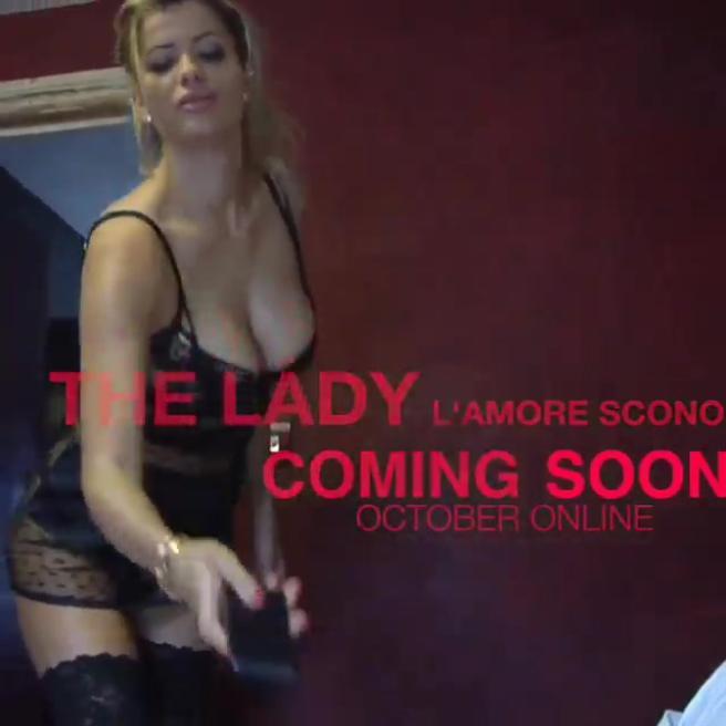 Natalia Bush, video social ad alto tasso erotico