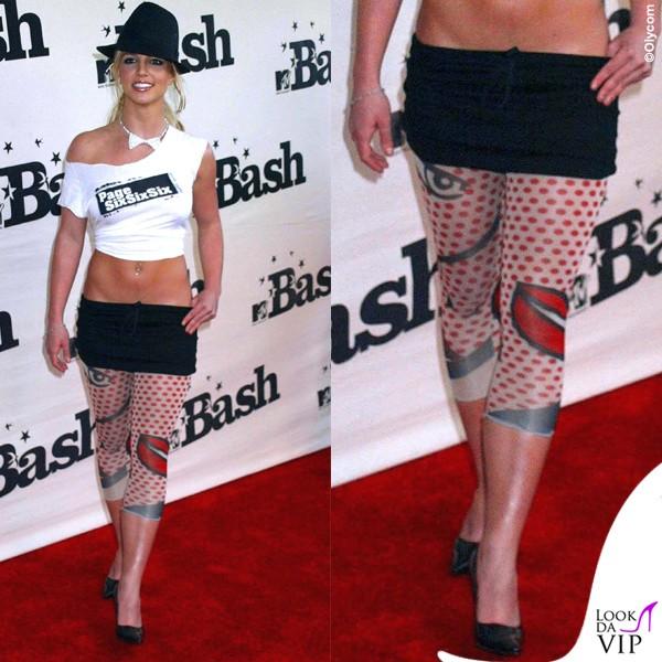 Britney-Spears-Mtv-Bash-2003-leggings-tatuaggio