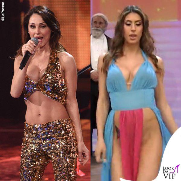 Anna-Tatangelo-I-migliori-anni-Eleonora-Dalessandro-Ciao-Darwin