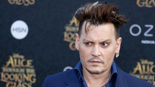 Johnny Depp, il Cappellaio matto è tornato ed è in crisi