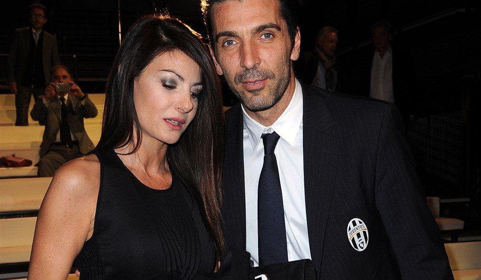 """Ilaria D'Amico, doccia fredda a Gigi Buffon: """"Fascista e immaturo, poi è arrivato l'amore"""""""