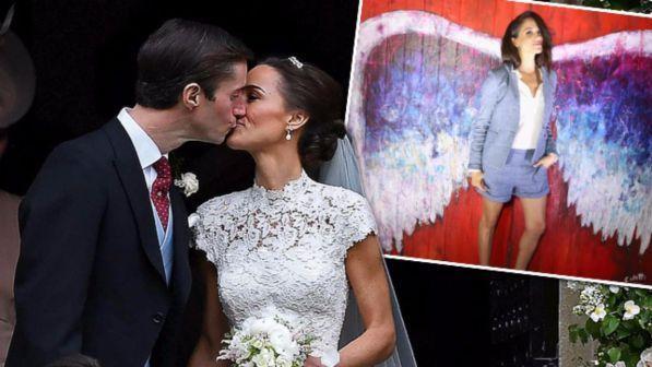 Pippa sposa, ma il mistero è la fidanzata di Harry