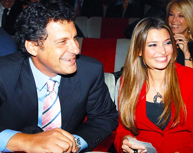 Fabrizio-Frizzi-sposa-Carlotta-Mantovan