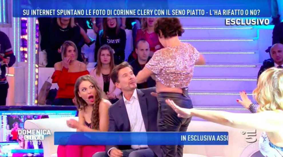 Corinne-Clery-seno-Domenica-Live_27132152 (1)